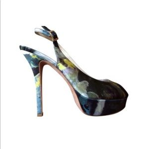 Bettye Muller Bombshell Morgan Fabric Pump